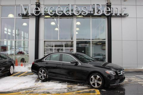 Pre-Owned 2017 Mercedes-Benz E300 4MATIC Sedan
