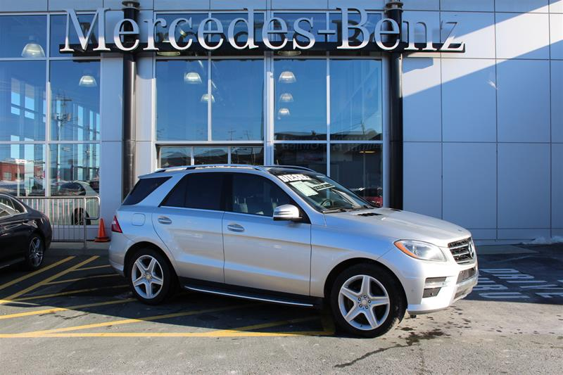 Pre-Owned 2015 Mercedes-Benz ML350 BlueTEC 4MATIC