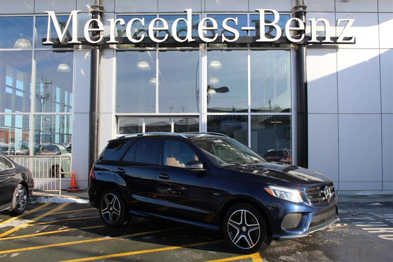 Pre-Owned 2016 Mercedes-Benz GLE450 AMG 4MATIC