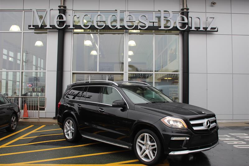 Pre-Owned 2014 Mercedes-Benz GL350BT 4MATIC