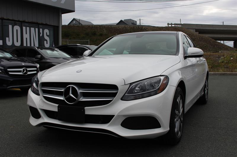 Pre Owned 2015 Mercedes Benz C CLASS C300