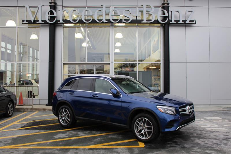 Pre-Owned 2018 Mercedes-Benz GLC300 4MATIC SUV