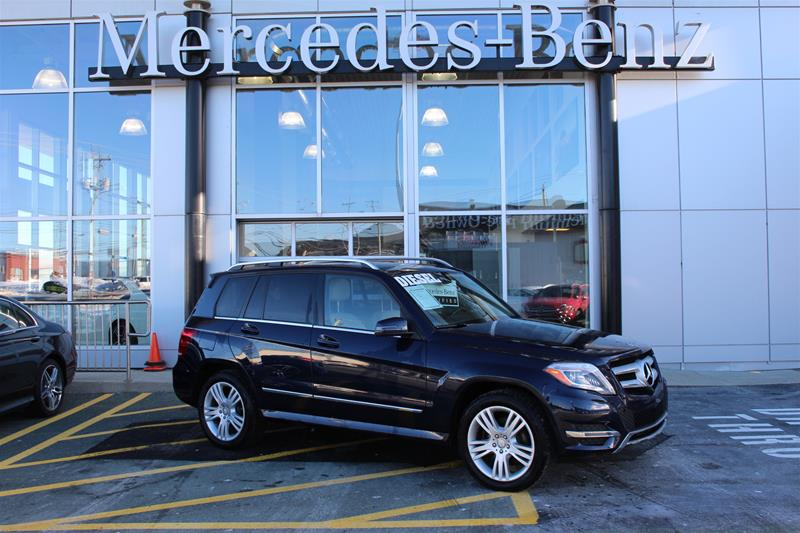 pre owned 2015 mercedes benz glk250 bluetec 4matic suv in st john 39 s b18035 mercedes benz st. Black Bedroom Furniture Sets. Home Design Ideas