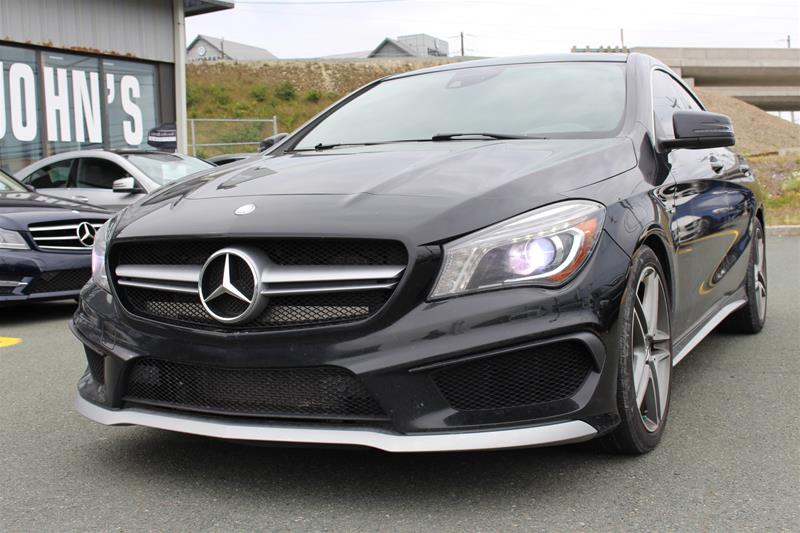 Pre Owned 2014 Mercedes Benz CLA CLA45 AMG